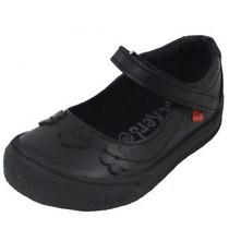Kickers 22 Niñas Zapatos Colegiales