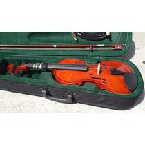 Violino Concert Sv50 4/4 Com Hard Case E Dois Arcos