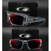 Gafas Oakley Fuel Cell Polished Clear -torch Iridium 9096 H6
