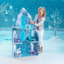 Castillo Frozen Elsa Anna Kidkraft Casa Muñecas Ana