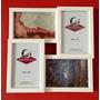 Portarretrato Multifoto Cuadro Multiple , Para 4 Fotos 10x15