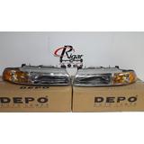 Faro Dodge Stratus 96 97 98 99 00 Depo Nuevo Clase A