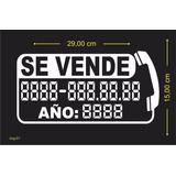 Vinilos Stickers Rotulacion De Se Vende Carros Motos Alquile