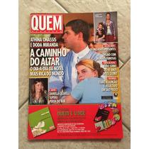 Revista Quem Cleo Pires Negra Li Grazi Massafera N°243