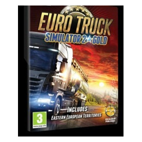 Euro Truck Simulator 2 Gold Edition Steam Cd-key