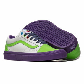 Vans Old Skool Toy Story Buzz Lightyear 42 Ed.limitada