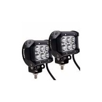 Faros Led 4x4 Off Road Barra Moto Lancha Jeep Cuatri Atv