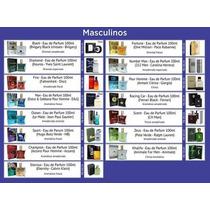 Kit Com 10 Perfumes Bortoletto Thu An Thu Essênci Importado