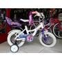 Bicicleta Infantil Niña - Raleigh Cupcake Rodado 12-md 2017!