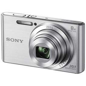 Camara Digital Sony Cyber Shots Dsc-w830 20mp / 8x / Hd