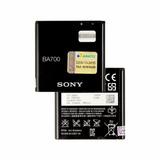 Bateria Ba700 Ba 700 Sony Ericsson Xperia E Dual C1604 C1605