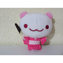 Peluche Oso Momo Panda Kimono Originan San-x 20cm