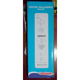 Nintendo Wii Remote Motion Plus - Nuevos Alternativos