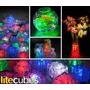 Cubitos Hielo Luminosos + Decoración + Diversión + Sorpresa