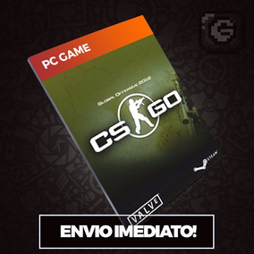 Counter-strike - Global Offensive - Código Steam