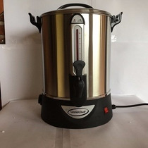 *cafetera Eléctrica Tipo Urna Grand Cheff 16 Lts 100 Tazas