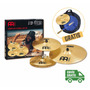 Set Platos Meinl Hcs Hihat14 Crash16 Ride20 Splash10 + Funda