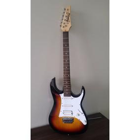 Guitarra Ibanez Grx-40 Tfb + Cubo Amplificador Nitrous Drive