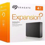 Hd Externo Seagate Expansion 4tb 4tera Lacrado Com Fonte !