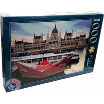 Rompecabezas Barcos Budapest Hungria 1000 Pzs. Dtoys 154