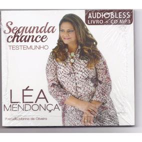 Lea Mendonça - Audiobless (livro + Cd Mp3) Mk Editora