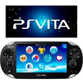 Consola Sony Ps Vita Wi Finueva Original En Caja Garantía