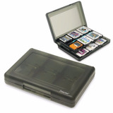 Card Case Estojo P/ Nintendo 3ds/3ds Xl/ds E Dsi - 28 Em 1