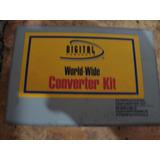 Electronica Conector Adaptador World-wide Converter Kit Univ
