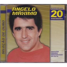 Angelo Máximo - Cd 20 Sucessos - Gravações Originais