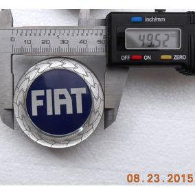 Centros Originales P/rin Fiat Palio 5 Cm Diam.juego 4 Piezas