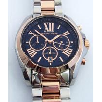 Relógio Feminino Michael Kors Mk5606 Original Rose Top! Caix
