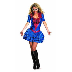 disfraz mujer arana adulta