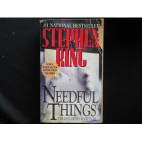 Stephen King - Needful Things - Inglês