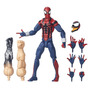 Marvel Legends Infinite Spider Ben Reilly Homem Absorvente