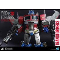 Transformers Optimus Prime Hot Toys Starscream Version Novo