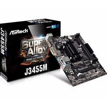 Combo Tarjeta Madre Asrock Intel Quad-core 2.3 Ghz Ddr3