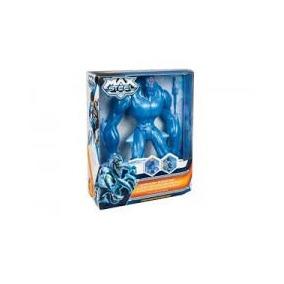 Max Steel - Elementos E Explosão De Água Da Mattel