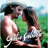 Novela Gata Selvagem Completa E Dublada Em Dvd - Frete Gráti