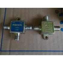 Spliter Codificador Señal Vhf-uhf De Tv Para Cable Coaxial