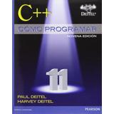 Como Programar En C++ 9 Deitel Nuevo Pearson
