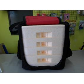 Mochila Para Entrega De 20 Marmitex 5 Bandejas N8 102