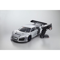 Automodelo Kyosho Inferno Gt2 Audi R8 Motor Ke25 Modelo Novo