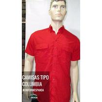 Fabrica Camisa Tipo Columbia Alta Calidad.