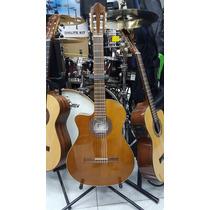Fonseca 41 Kec Zurda Guitarra Electroacustica Nylon