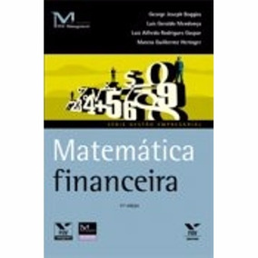 Matematica Financeira George Boggiss - Fgv