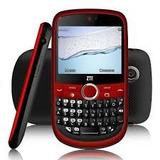 Celular Dual Zte X993 Novo Na Caixa Com Acessórios Vermelho