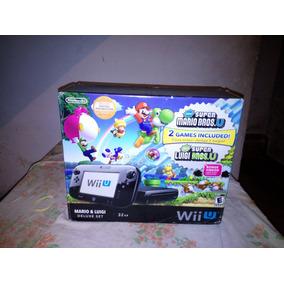 Nintendo Wiiu Destravado +hd 1 Tera+ 300 Jogos