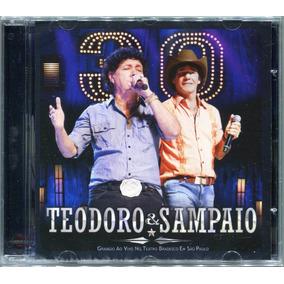 Cd Teodoro E Sampaio - 30 Anos Ao Vivo ( Lacrado)