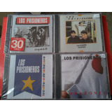 Los Prisioneros Discografia 1984-1990 4cd Nuevssellchile Jcd