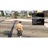 Disco Con Mod Menu Para Gta V En Xbox 360 Listo Para Jugar